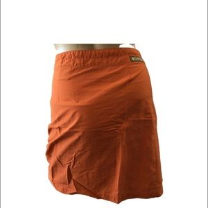 Columbia Wrap Skirt